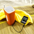 cuboGo, das farbenfrohe portable Indoor/Outdoor Radio